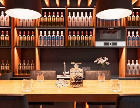 Renders para el diseño de la Oficina Pernod Ricard en Andorra
