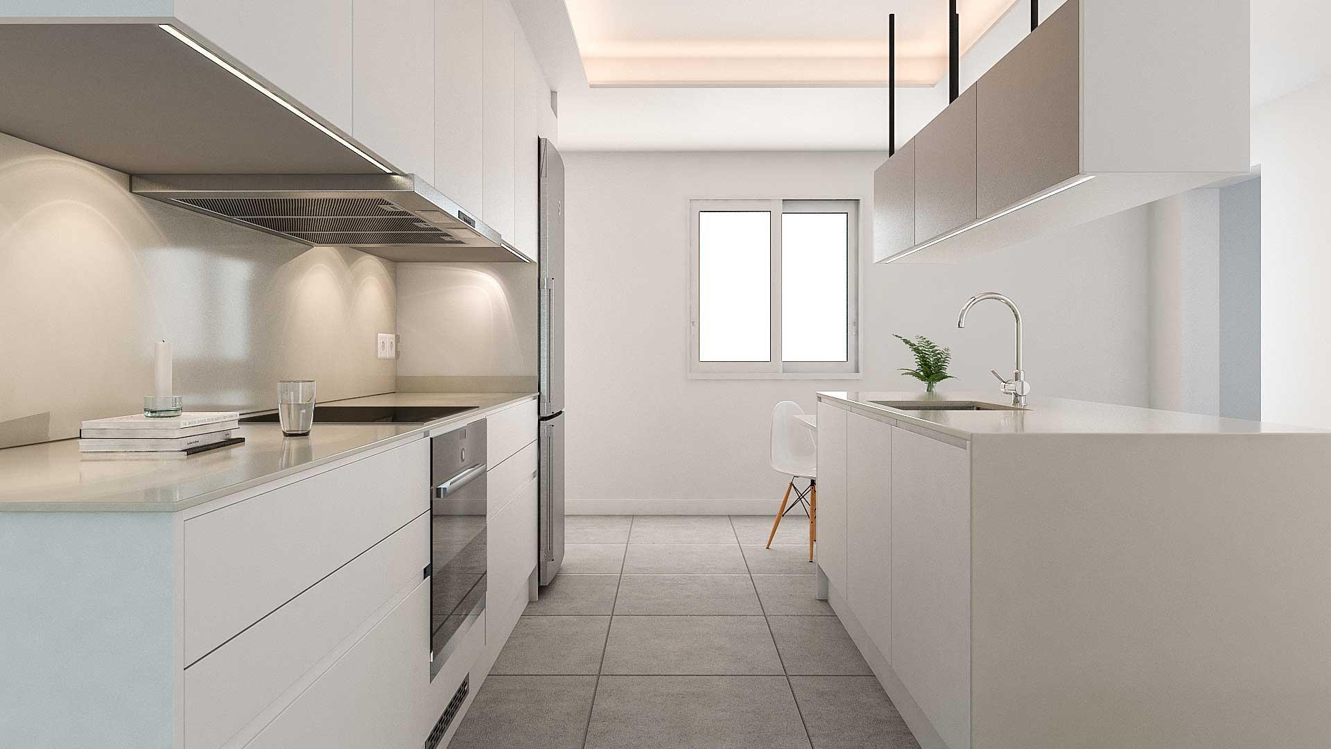 kitchen-render-barcelona