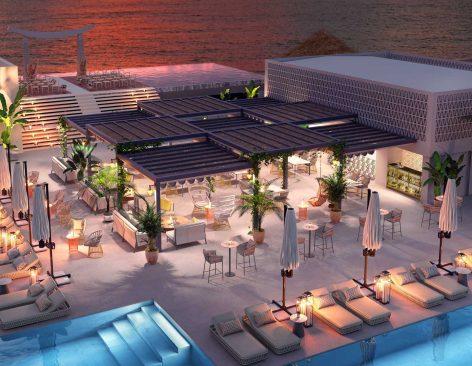 Render Hotel Resort en Riviera Maya