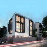 Renders de una Promoción de viviendas de alto standing en Madrid Sur