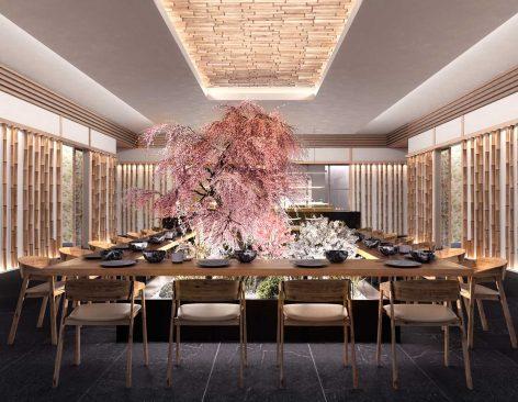 Restaurante Japonés en Riviera Maya